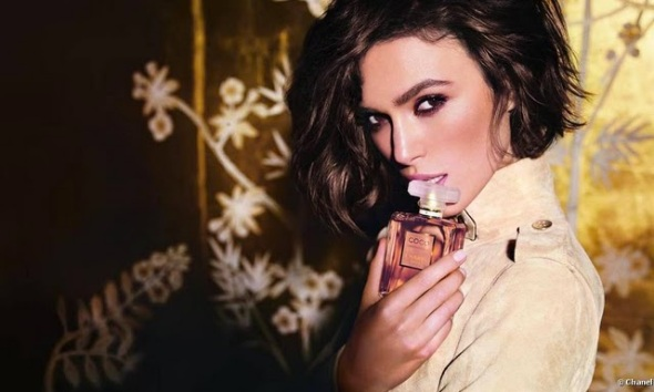 Chanel, Keira Knightley,Beauty, Moviestar, hot, pretty, advert, fashion