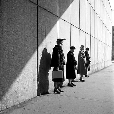 Vivian Maier Street Photography portrait