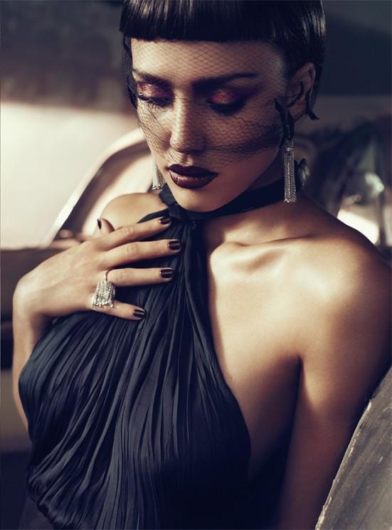 movie jessica alba battista vogue italy beautiful fashion photography