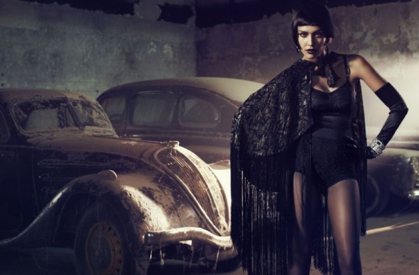 edgy atmosphere jessica alba battista vogue italy fashion photography