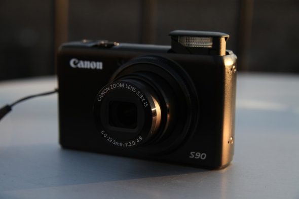 Canon compact camera S90 S95 perfection