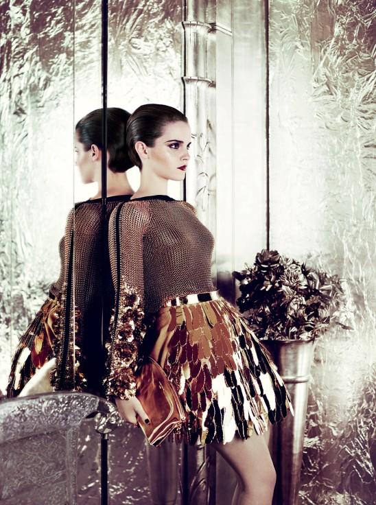 watson movie testino beauty fashion photo shoot